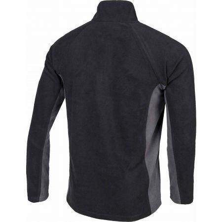 Men's fleece sweatshirt - Willard JANES - 3