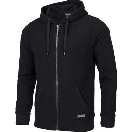 Men's fleece sweatshirt - Willard STUART - 2