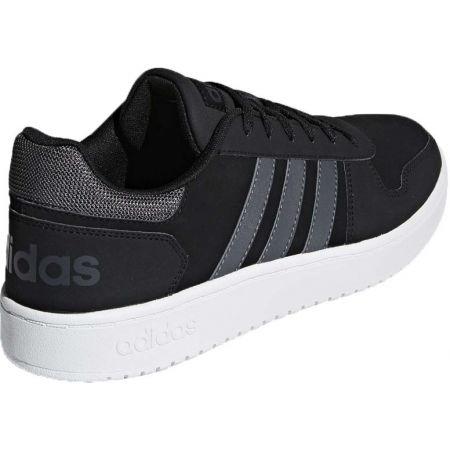 Pánska vychádzková obuv - adidas HOOPS 2.0 - 6