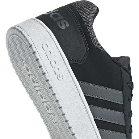 Pánska vychádzková obuv - adidas HOOPS 2.0 - 8