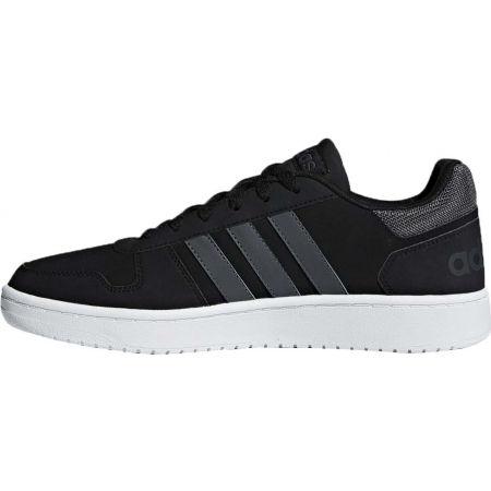 Pánska vychádzková obuv - adidas HOOPS 2.0 - 3