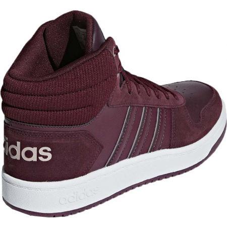 Women's leisure footwear - adidas HOOPS 2.0 MID - 6