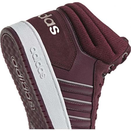 Women's leisure footwear - adidas HOOPS 2.0 MID - 9