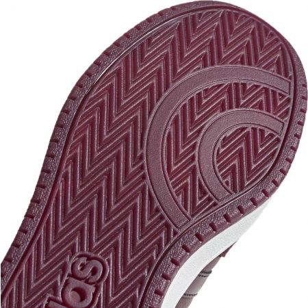 Women's leisure footwear - adidas HOOPS 2.0 MID - 10