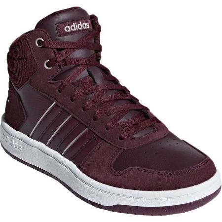 Dámske tenisky - adidas HOOPS 2.0 MID - 1