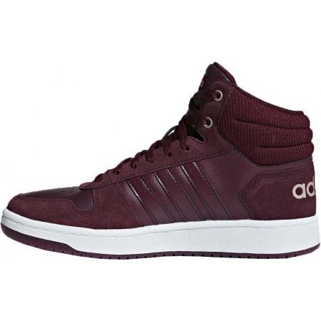 Women's leisure footwear - adidas HOOPS 2.0 MID - 3