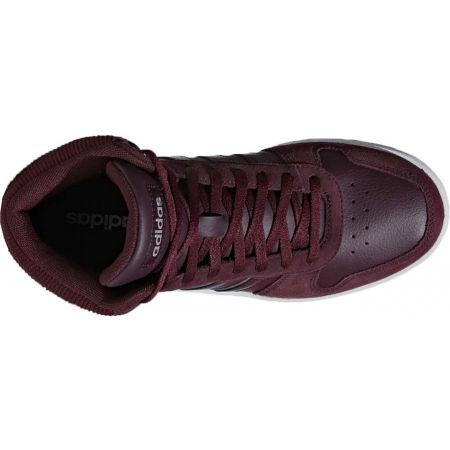 Women's leisure footwear - adidas HOOPS 2.0 MID - 4