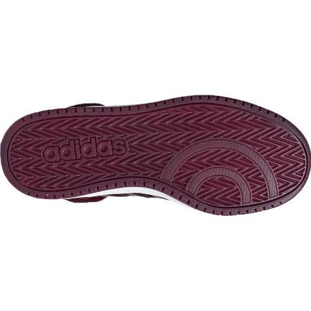 Women's leisure footwear - adidas HOOPS 2.0 MID - 5