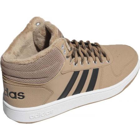 Pánské volnočasové boty - adidas HOOPS 2.0 MID - 6