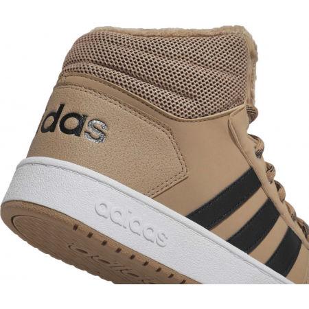 Pánské volnočasové boty - adidas HOOPS 2.0 MID - 7