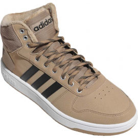 adidas HOOPS 2.0 MID - Pánska obuv na voľný čas
