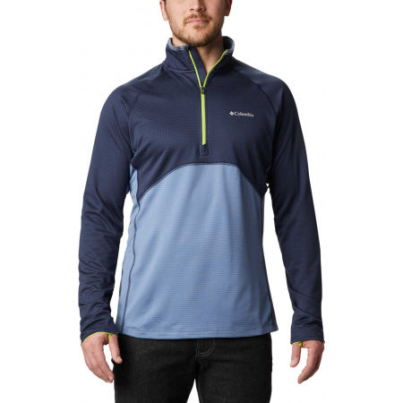 Columbia MT. POWDER HALF ZIP - Leichte Herrenjacke