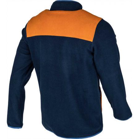 Men's fleece sweatshirt - Reaper LOUIS - 3