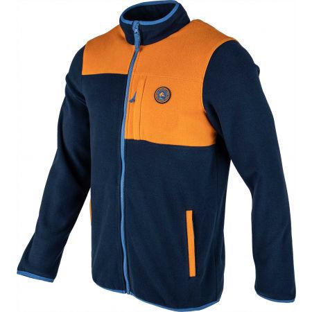 Men's fleece sweatshirt - Reaper LOUIS - 2