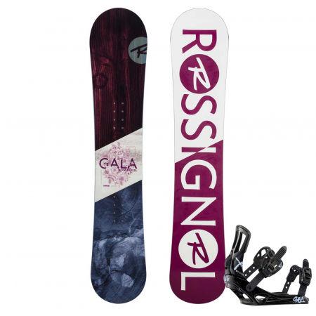 Rossignol GALA + GALA S/M - Women's snowboard set