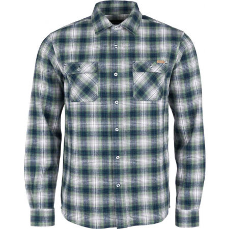 Willard NYXIS - Men's flannel shirt