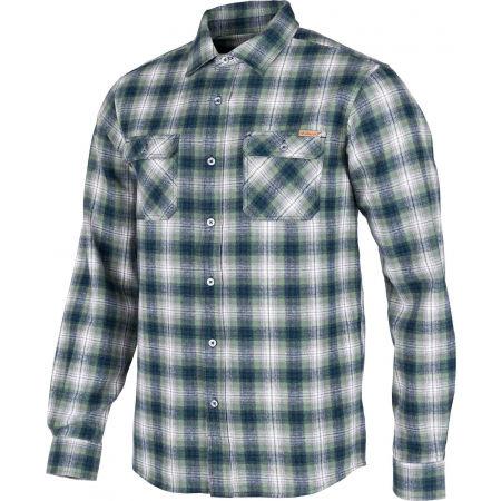 Pánska flanelová košeľa - Willard NYXIS - 2