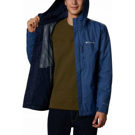 Pánská outdoorová bunda - Columbia MENS POURING ADVENTURE - 5