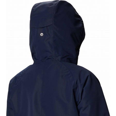 Women's outdoor jacket - Columbia SOUTH CANYON SHERPA LINE - 6