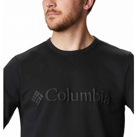 Мъжки суитшърт - Columbia M LOGO FLEECE CREW - 5