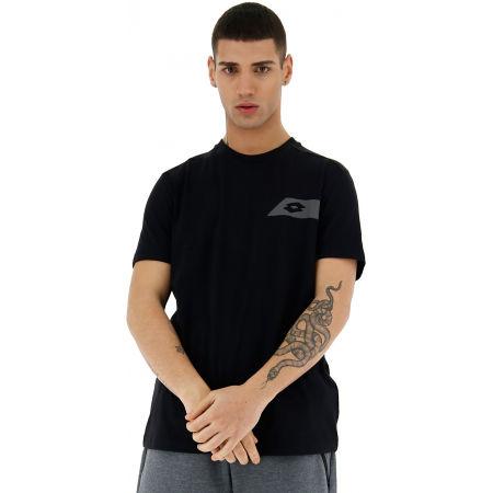 Pánske tričko - Lotto DINAMICO III TEE BS CO - 4