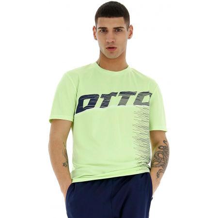 Lotto LOGO IV TEE PL - Pánske športové tričko