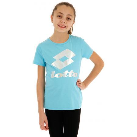 Dívčí tričko - Lotto SMART G TEE JS - 4