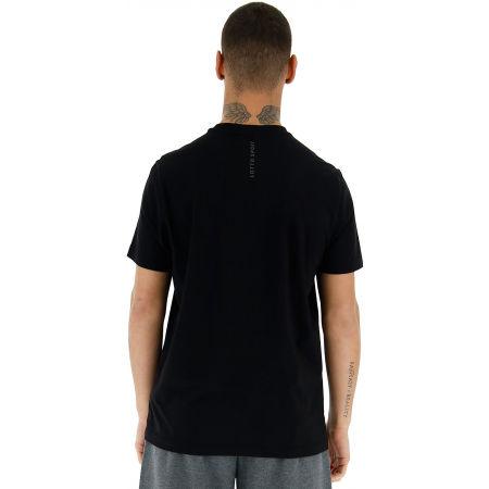 Pánske tričko - Lotto DINAMICO III TEE BS CO - 5