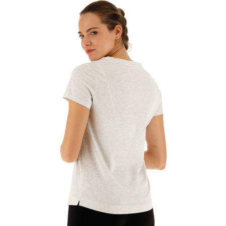 Tricou de damă - Lotto DINAMICO W III TEE PRT2 MEL CO - 5