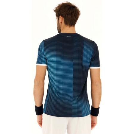 Pánske tenisové tričko - Lotto TOP TEN II TEE PRT PL - 5