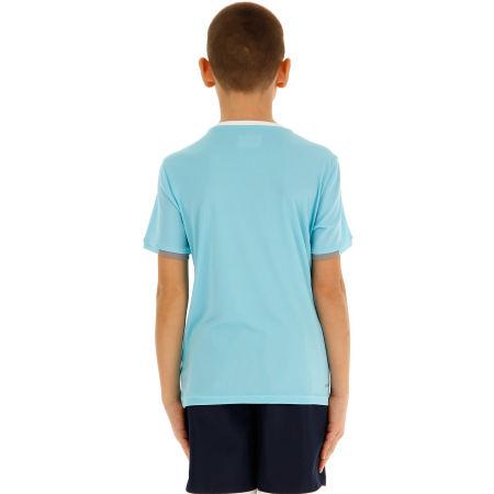 Tricou de tenis pentru băieți - Lotto SQUADRA B TEE PL - 5
