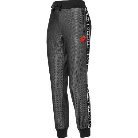 Pantaloni trening damă - Lotto ATHLETICA CLASSIC W II PANT SLV PL - 1