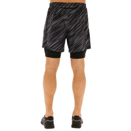 Мъжки къси панталони - Lotto SPEEDRUN III SHORT PRT PL - 5