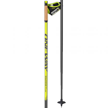 One Way DIAMOND 11 MAG - Nordic ski poles