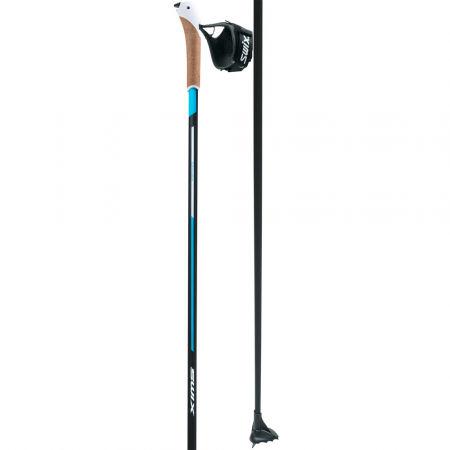 Bețe ski de fond - Swix QUANTUM 6 CLICK - 1