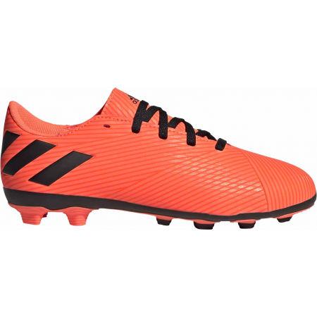 Ghete de fotbal copii - adidas NEMEZIZ 19.4 FXG J - 2