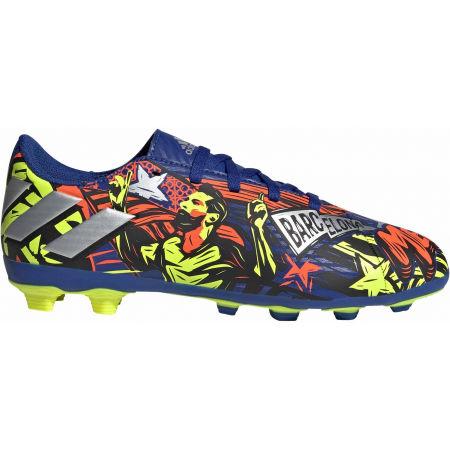 Детски футболни обувки - adidas NEMEZIZ MESSI 19.4 FXG J - 2