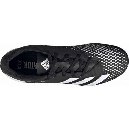 Men's football shoes - adidas PREDATOR 20.4 FXG - 4