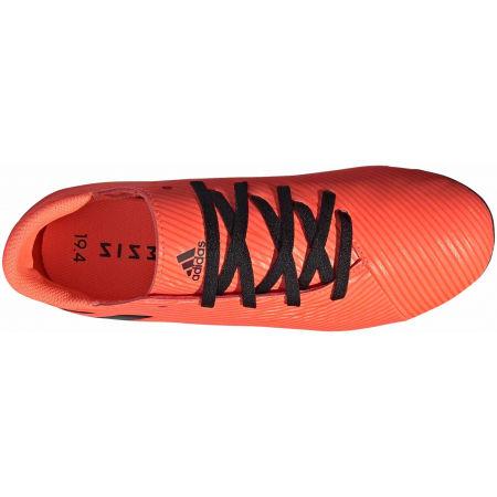 Ghete de fotbal copii - adidas NEMEZIZ 19.4 FXG J - 4