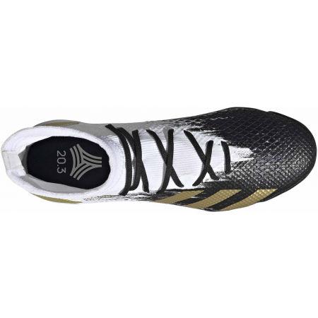 Obuwie piłkarskie męskie - adidas PREDATOR 20.3 TF - 4