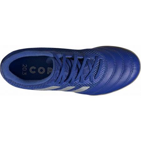 Dětské sálovky - adidas COPA 20.3 IN SALA J - 4