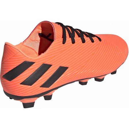 Ghete de fotbal bărbați - adidas NEMEZIZ 19.4 FXG - 5