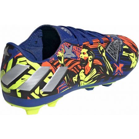 Детски футболни обувки - adidas NEMEZIZ MESSI 19.4 FXG J - 6