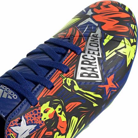Детски футболни обувки - adidas NEMEZIZ MESSI 19.4 FXG J - 7