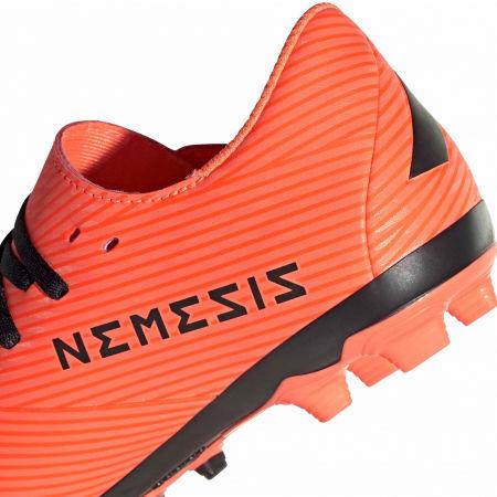 Ghete de fotbal copii - adidas NEMEZIZ 19.4 FXG J - 8
