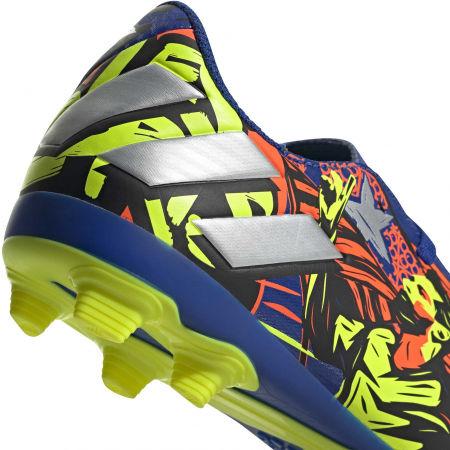 Детски футболни обувки - adidas NEMEZIZ MESSI 19.4 FXG J - 8