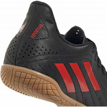 Children's indoor court football boots - adidas DEPORTIVO IN J - 8