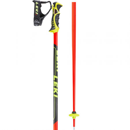 Downhill ski poles - Leki WC RACING SL - 1