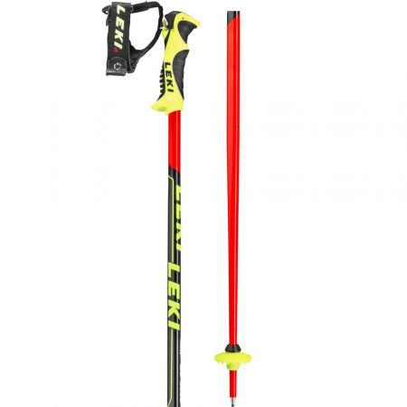 Downhill ski poles - Leki WC LITE SL TR-S - 1