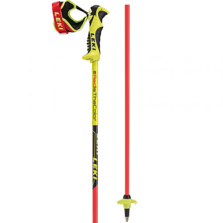 Leki WC RACING COMP JR. - Children's racing poles